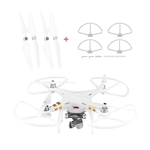 Drone Props Protector 9450 Elica compatibile con per DJI Phantom 3 Lama a sgancio rapido Wing Guard Paraurti Props Kit Accessori per droni