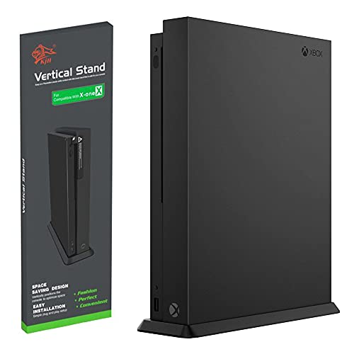 Support Vertical pour Xbox One X - Kailsien Support Vertical avec Pieds antidérapants pour Xbox One X