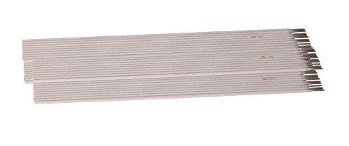 HUW24 Edelstahl - Schweißelektroden V4A 2,0mm 0,5kg ca. 42 Stück rutilumhüllt Edelstahlelektroden 318
