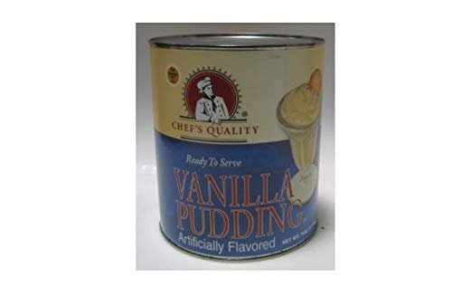 Chef's Quality - Vanilla Pudding -7 lb Can