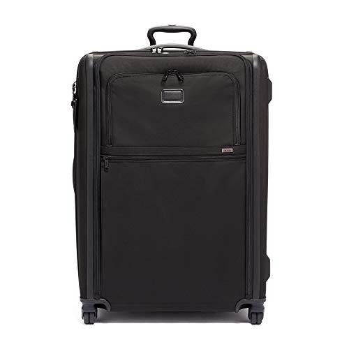 [トゥミ] スーツケース ソフト 公式 正規品 TUMI Alpha 3 エクステンデッド・トリップ・エクスパンダブル・4ウィール・パッキング・ケース 保証付 139L 78.5 cm 17.9kg Black