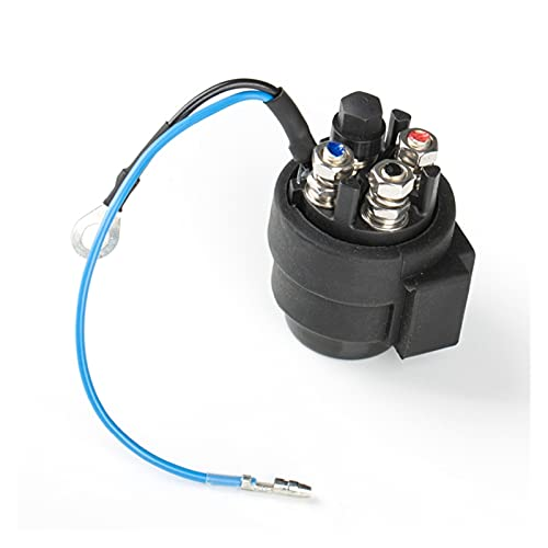 XINLIN Ruderude Ajuste para Suzuki Outboard Motors Power Trim Tilt AutoCar Relay 38410-94550 38410-94551 38410-94552 (Color : As Shown)