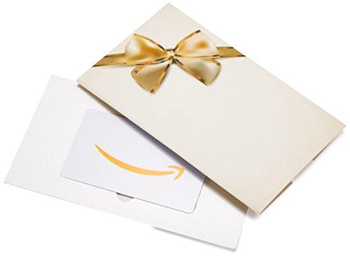 Amazonギフト券(封筒タイプ) - スタンダード(金額自由設定)
