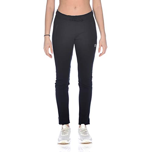 Arena w Stretch Pant Pantalon Femme, Black, FR : S (Taille Fabricant : S)