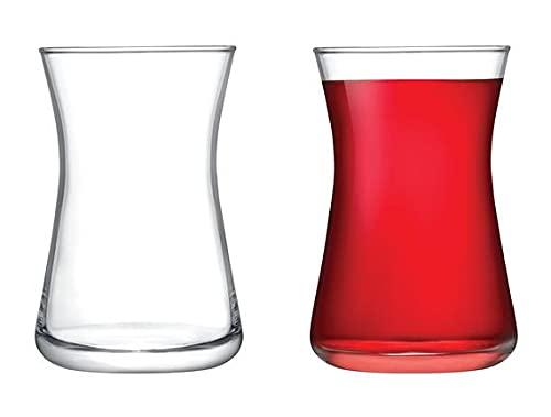 Madame Coco Esperanza Türkisches Teegläser-Set – 6-teiliges Gläser-Set von PolenArt