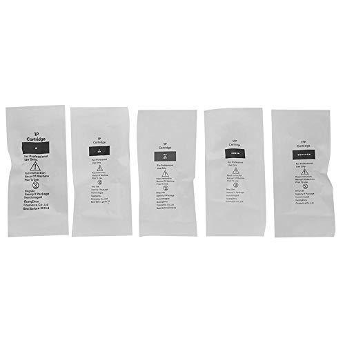 Aghi per cartuccia per tatuaggi, monouso, per microblading, 1P, 3P, 5P, 5FP, 7FP, con design robusto per sopracciglia, tatuaggi e ombreggiature