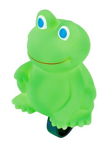 Prophete Kinder Kinderrad-Hupe Tiermotiv: Frosch, Mehrfarbig, M