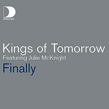 Finally (feat. Julie McKnight) [Radio Edit]
