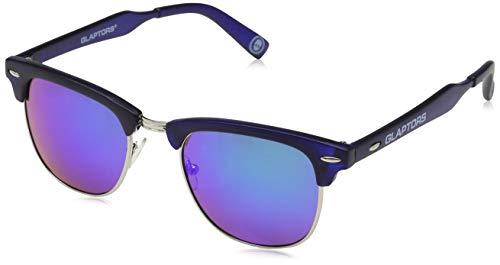 Glaptors Air Force Gafas de sol, Carey, 52 Unisex