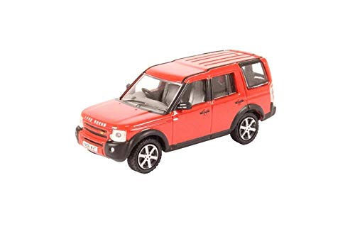 Land Rover Discovery 3 - Rimini Red Metallic