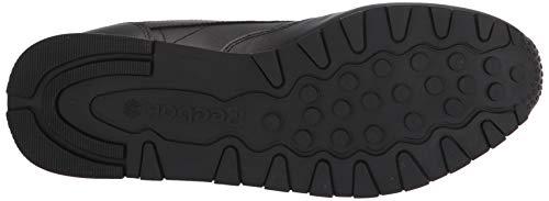 Reebok Classic Leather Women's Training Running Shoes, Black (Intense-Black), 5 UK (38 EU)