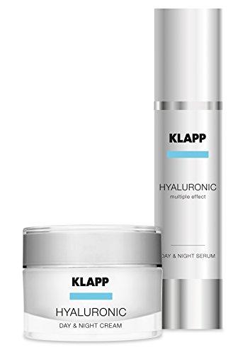 Klapp - Hyaluronic - Face Care Set