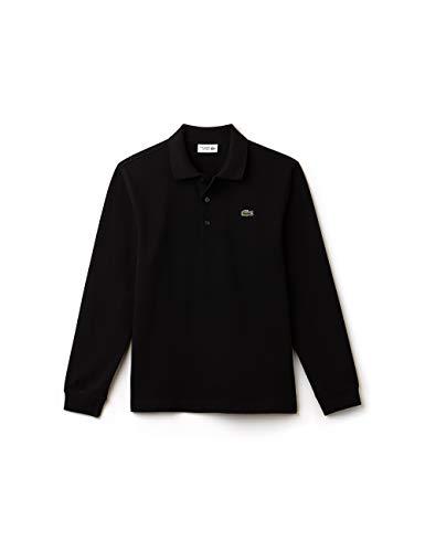 Lacoste Herren Poloshirt L1330-00, Schwarz (BLACK 031), Small (Herstellergröße: 3)