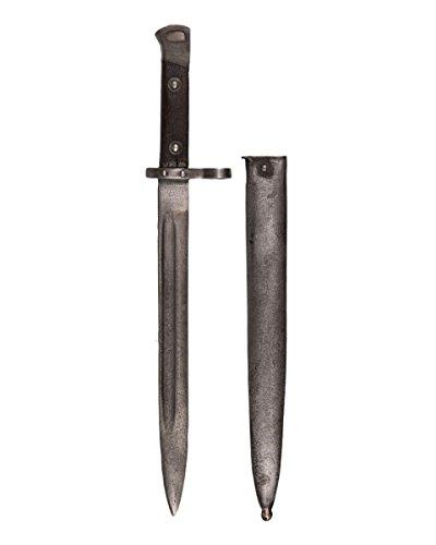 Mil-Tec Österreichisches Bajonett Steyr M95 Aged (Repro) Messer Dolch ab 18 Jahren