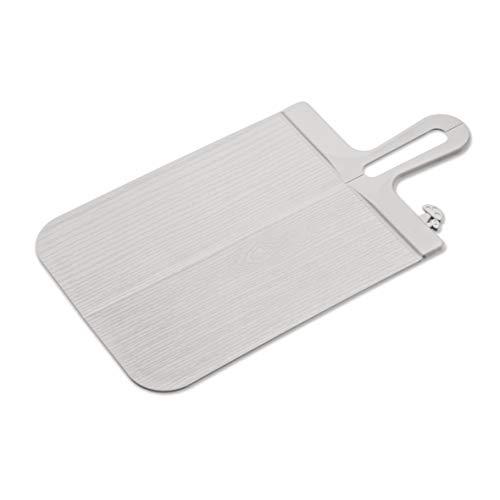 Koziol SNAP L 3251663 - Tagliere in plastica, colore: Grigio