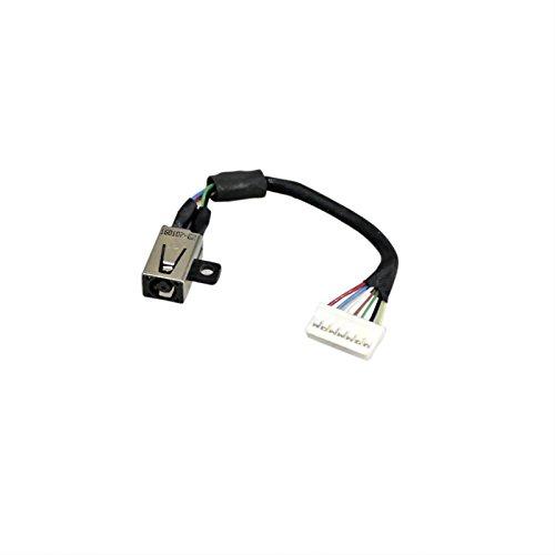 Gintai DC Power Jack Buchse Kabelbaum Kabel für Dell XPS 15 9560 XPS 9550-10 XPS9550-10