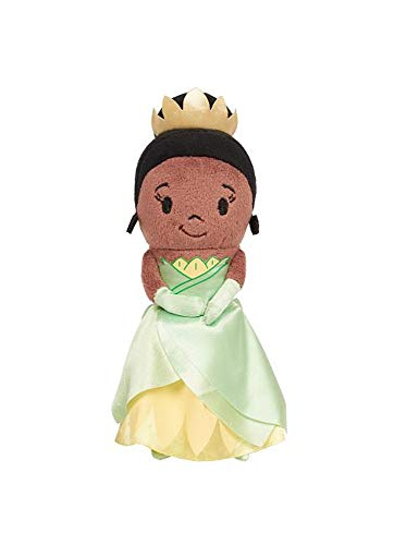 Disney Princess and The Frog Tiana Stylized 5-inch Bean Plush Doll