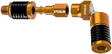Stedlin Orbital 超人気 Hose Kit - Save Coupler Orb Male and 開店記念セール $21 Quick