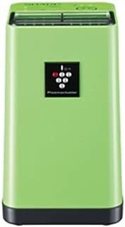 SHARP 高濃度プラズマクラスター搭載 イオン発生機 ポータブルタイプ グリーン系 IG-C20-G