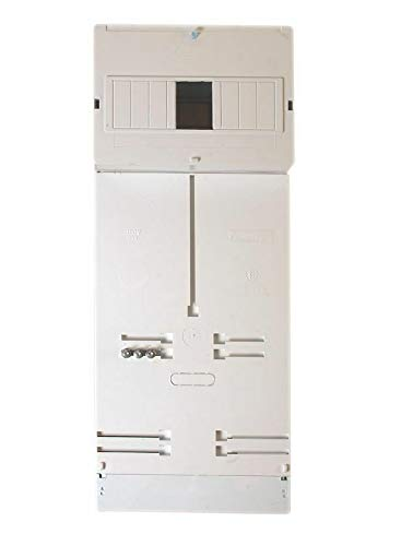 Zählertafel Zählerbrett für Drehstrom Wechselstrom 1-9 Module N+PE (3F Module: 1 bis 9)