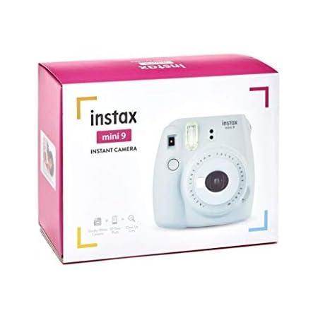 Fujifilm Instax Mini Pack Sofortbildkamera Mit Kamera