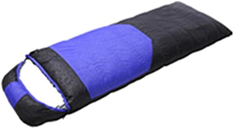 SHUIDAI Nach unten unten unten Schlafsäcke outdoor Single warm , Blau , 210x80cm B06XFQH3G4  Haltbarkeit c13db4