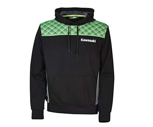 Kawasaki Sports Kapuzen Pullover Hoody (L)
