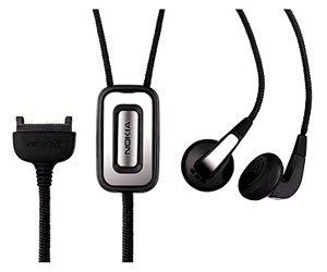 Nokia HS-31 - Kit manos libres, color negro