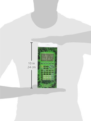 Guerrilla Silicone Case for Texas Instruments TI-83 Plus Graphing Calculator, Green Photo #2