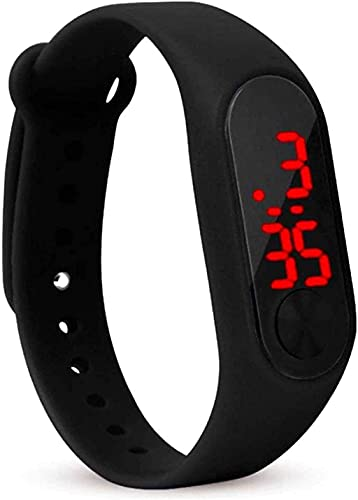 TRON Oval led Watch for Boys Girls