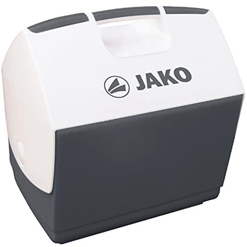 JAKO Unisex– Erwachsene Kühlbox Motion, grau, 2 (8 Liter)