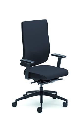 Sedus se:do Bürostuhl, Drehstuhl, Designstuhl, Schreibtischstuhl Grau, teilzerlegt
