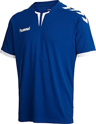 hummel Camiseta Core SS Poly para Hombre, Hombre, Camiseta, 003636-7043, Azul Real...