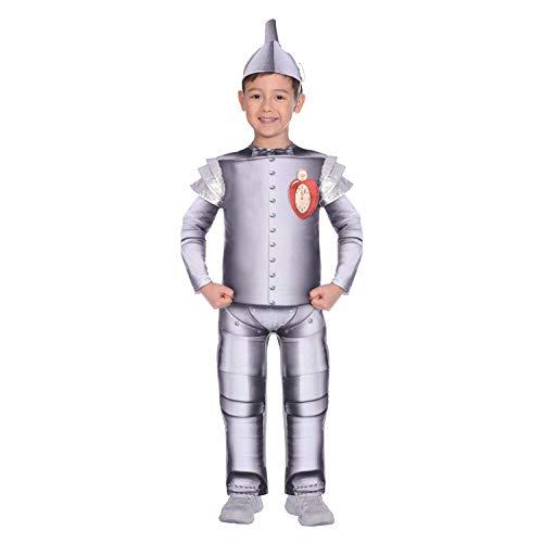 amscan 9906120 - Costume da uomo Warner Bros Wizard of Oz, multicolore
