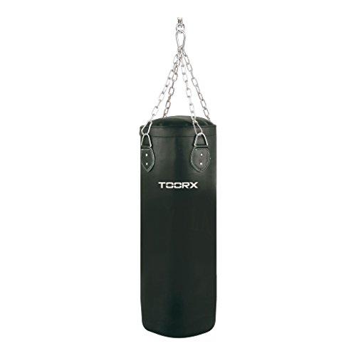 Toorx - Sacco Boxe Pelle Sintetica 20 kg x 80 cm x 33 Diametro