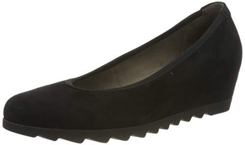 Gabor Shoes Damen Basic Pumps, Schwarz (Schwarz 17), 38.5 EU