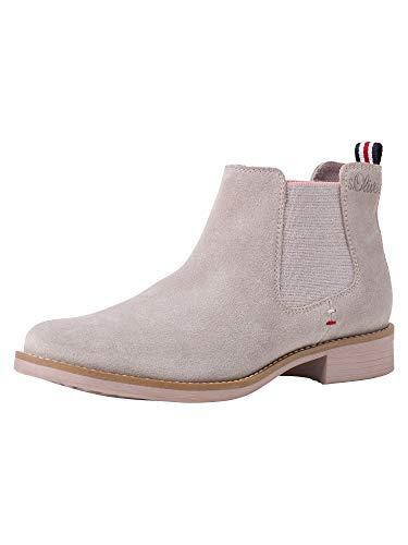 s.Oliver Damen 5-5-25335-34 Chelsea Boots, Pink (Lt Rose 546), 38 EU