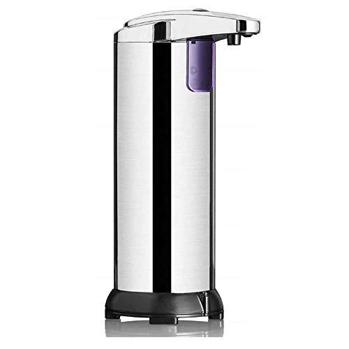 ToGames-ES Dispensador de jab/ón autom/ático ABS Mano Jab/ón dispensador a Prueba de Fugas para ba/ño de Cocina