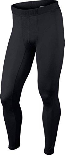 NIKE Michael Jordan 23 Pro Dry Tight Mallas, Hombre, Negro (Negro/Cool Grey), XXL