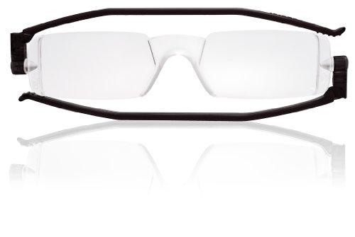 Nannini Compact One Optics 3.0 Temples Reading Glass (Black)