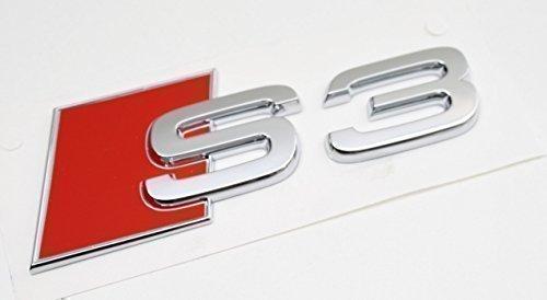Original Audi Ersatzteile S3 Audi Schriftzug