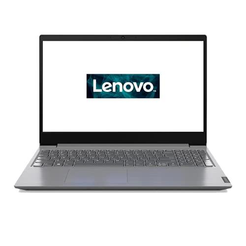 Lenovo (15,6 Zoll FullHD 1080p matt) Laptop (Intel Pentium Silver N5030 QuadCore, 8GB RAM, 240GB SSD, Intel UHD 605, WLAN, Bluetooth, HDMI, USB 3.0, Windows 10 Home) grau