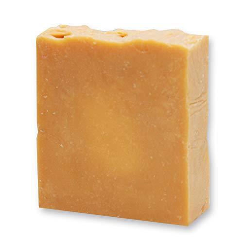 Schafmilchseife Orange Zimt kaltgerührt von Florex 150g