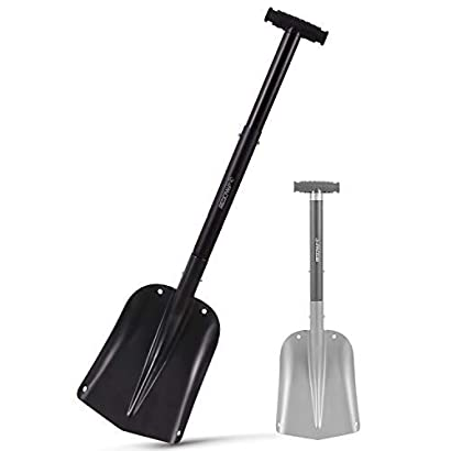 redcamp lightweight avalanche shovel