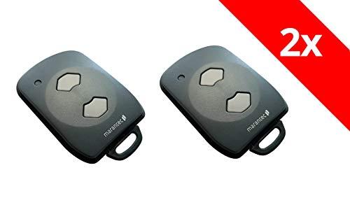 2 Marantec Digital 392 Mini Handsender 868 MHz * Nachfolger Digital 302 313 321 * - Funksender Fernbedienung Garagentoröffner 165103
