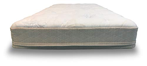 """Road Premier Cool Gel Memory Foam Truck Mattress with Plush Quilted Cover, 80"""" x 42"""" x 8"""" (Many"""