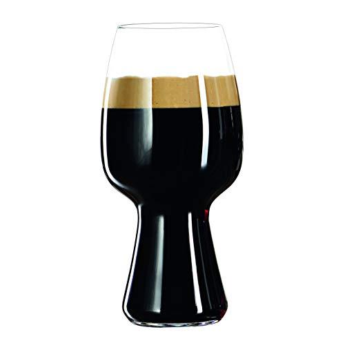 Spiegelau & Nachtmann, 4-teiliges Kraftbier-Glas-Set, Stout, Kristallglas, 600 ml, 4991381, Craft Beer Glasses
