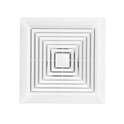 Ventilador de ventilación doméstico Agotar Ventilador De Techo Integrado Incorporación De Techo For El Baño/Cocina/Sala De Estar/Oficina LITING