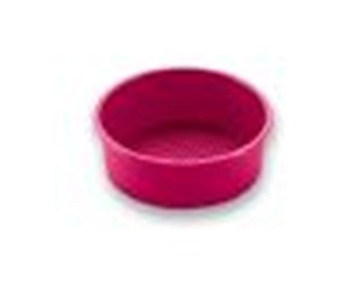 Kuchenform - Backform - rund - 100% Silikon - Ø 12 cm - 4 cm hoch