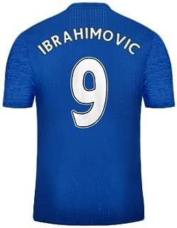 Ibrahimovic #9 Club & International Kits